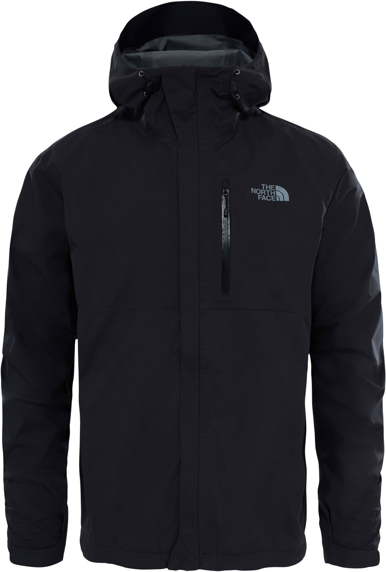 The North Face Dryzzle - Veste Homme - noir sur CAMPZ ! 3a7d60fab2c3